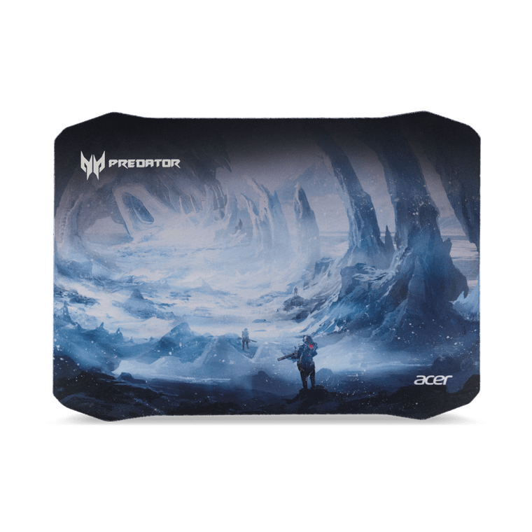MousePad Gamer Predator Ice Tunnel