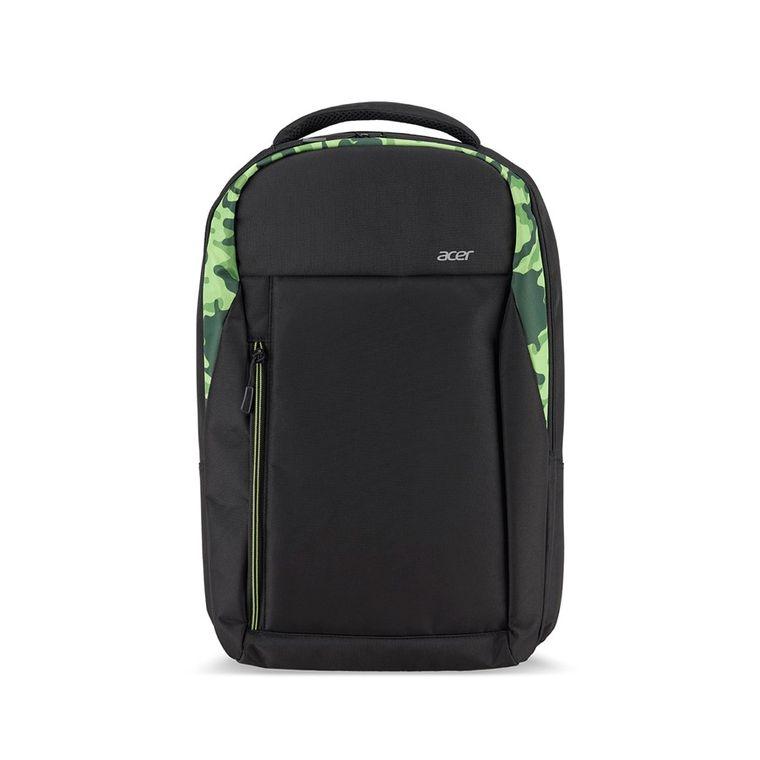 """Mochila Executiva Acer Verde Resistente a Água para Laptops de até 15.6"""""""