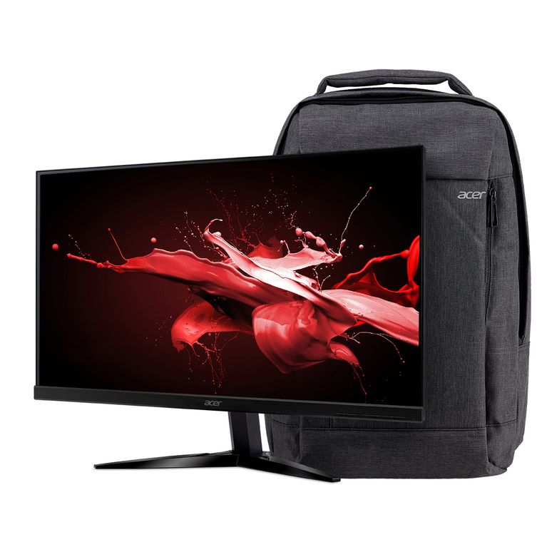 "Monitor Acer KG241 24"" Full HD 75Hz 1ms HDMI VGA"