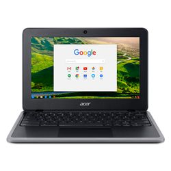 Imagem de Chromebook Acer C7 C733-C607 Celeron 4GB 32GB 11.6''