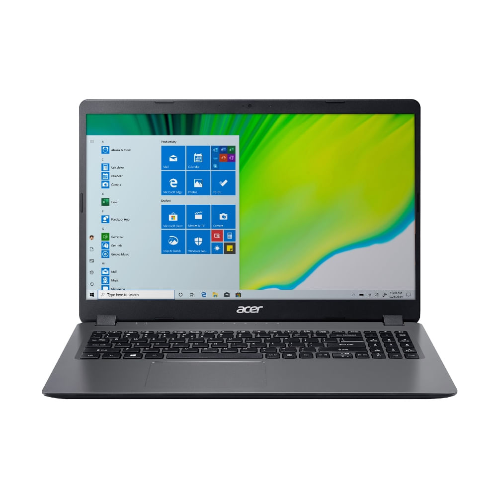 Notebook Acer Aspire 3 A315-56-3090 Intel Core I3 8GB 256GB SSD 15,6' Windows 10