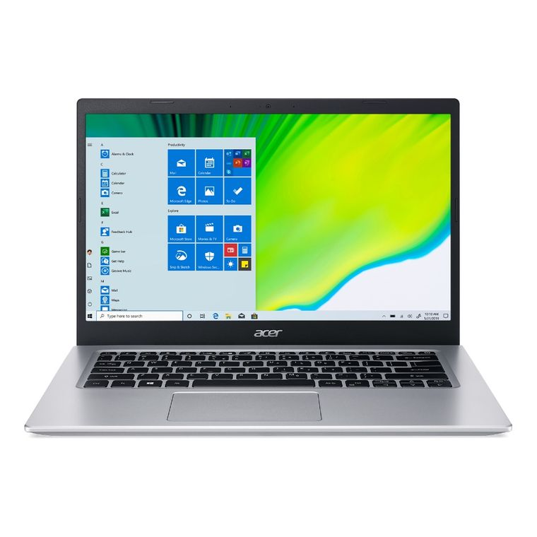 Notebook - Acer A514-53g-571x I5-1035g1 2.40ghz 8gb 512gb Ssd Geforce Mx350 Windows 10 Home Aspire 5 14
