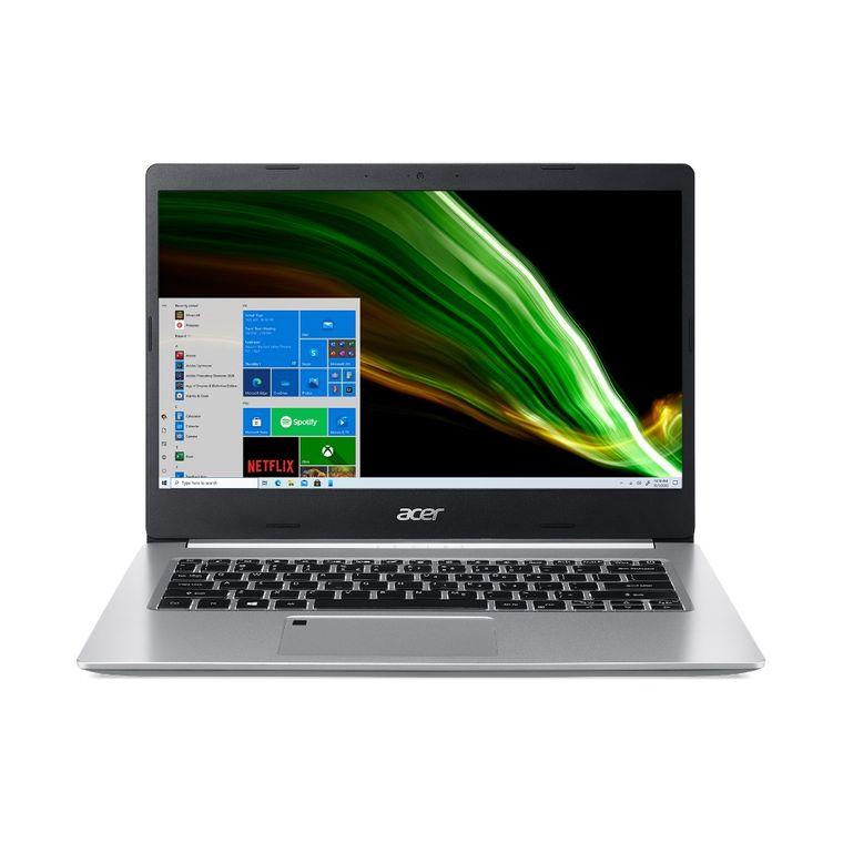 "Notebook - Acer A514-53-31pn I3-1005g1 1.20ghz 4gb 128gb Ssd Intel Hd Graphics Windows 10 Home Aspire 5 14"" Polegadas"